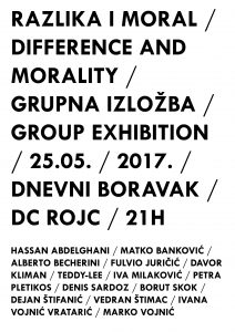 "Exhibition ""Difference and Morality"""